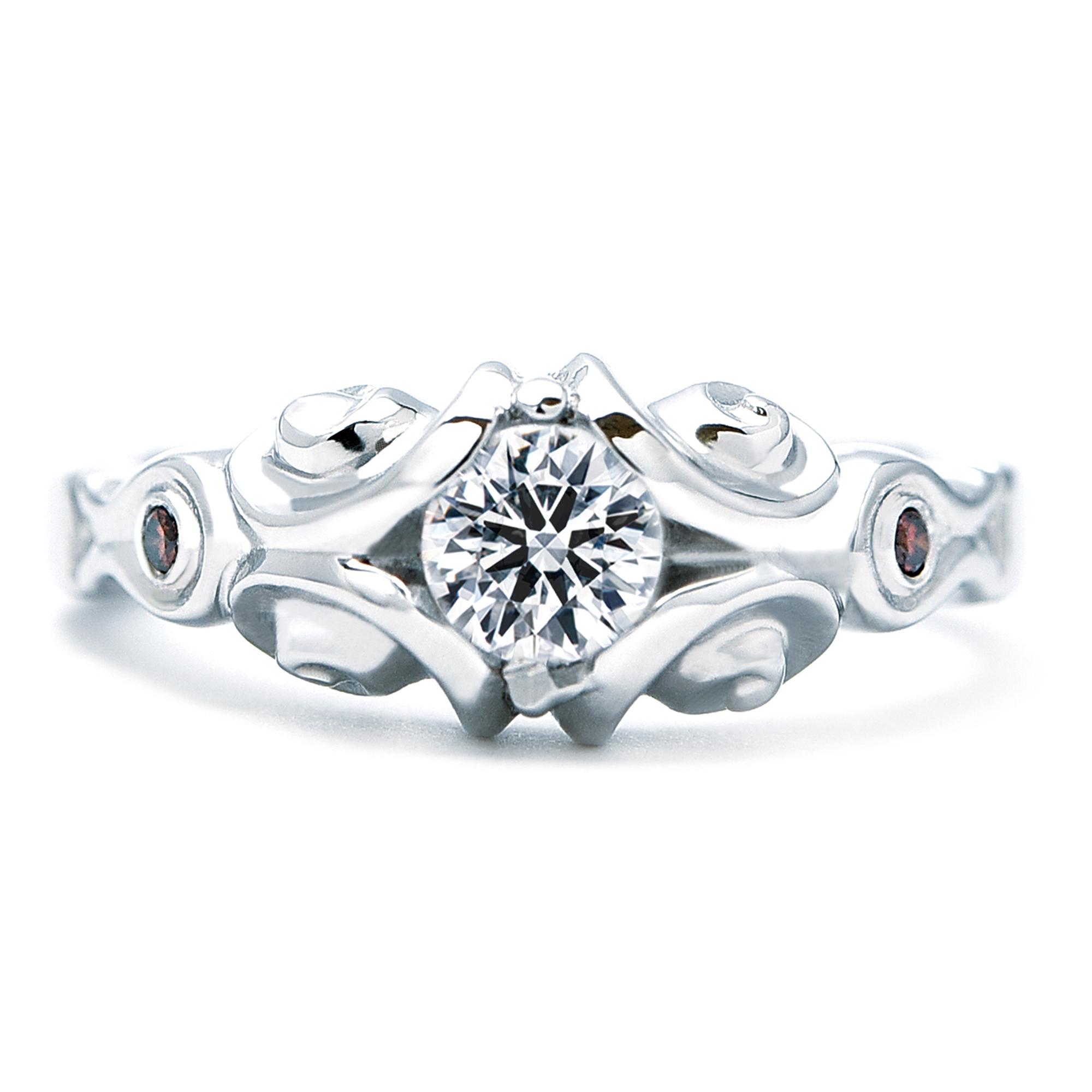 婚約指輪差し替え分|WLD-35、36