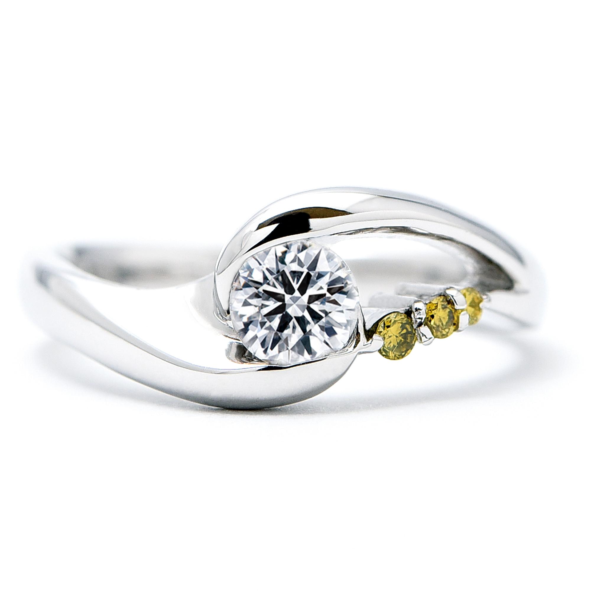 婚約指輪差し替え分|WLD-67,68