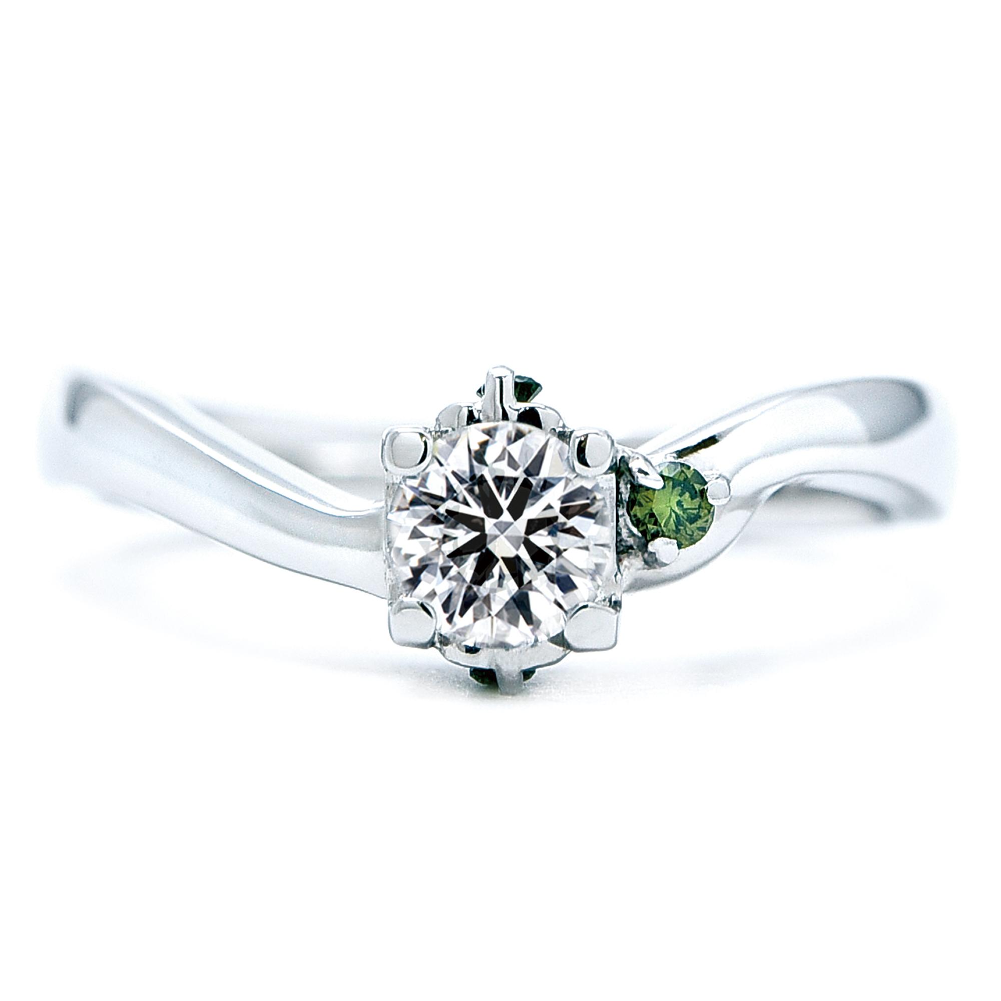 婚約指輪|wld-8182