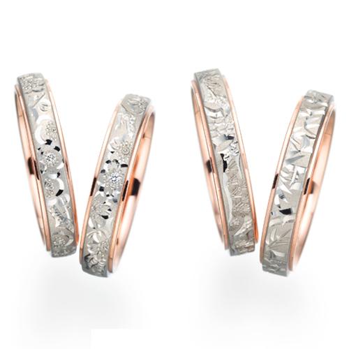 高崎工房の結婚指輪sakurako1 (1)