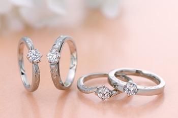 館林工房の婚約指輪7