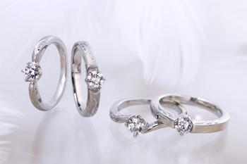 館林工房の婚約指輪85