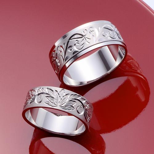 高崎工房の結婚指輪|相聞 a