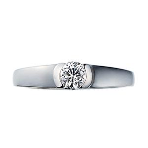 高崎工房の婚約指輪WLD-6