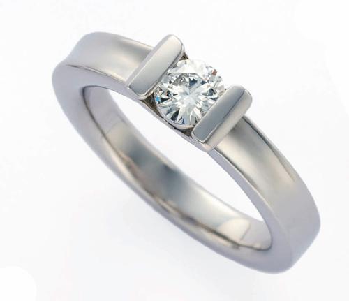 高崎工房の婚約指輪wld-4