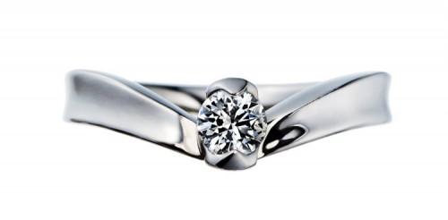 高崎工房の婚約指輪wld-8