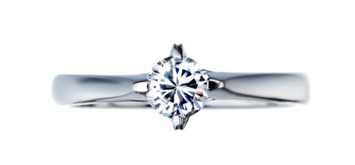 高崎工房の婚約指輪24 a
