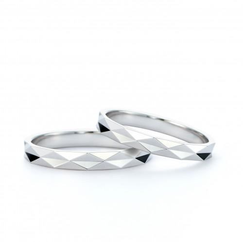 高崎工房の結婚指輪|リヴァージュの結婚指輪ドルドーニュ