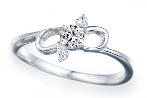 高崎工房の婚約指輪WLD-116