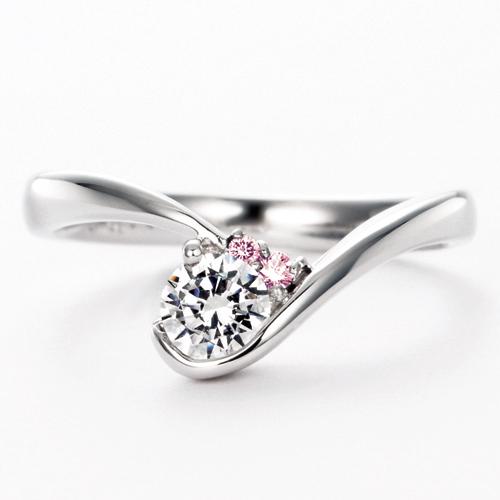 高崎工房の婚約指輪wld-38