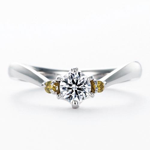 高崎工房の婚約指輪wld-78