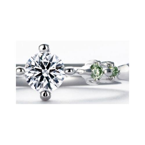 高崎工房の婚約指輪o0500050012595856031