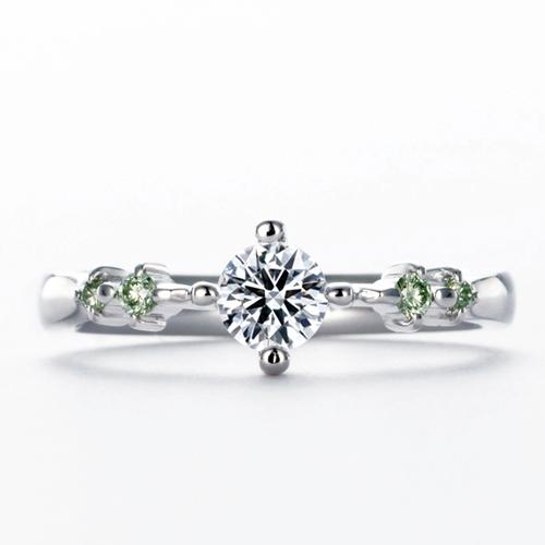 高崎工房の婚約指輪o0500050012595856515