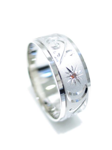 高崎工房のお客様の結婚指輪|IMG_4415