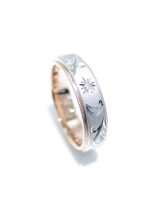 高崎工房のお客様の結婚指輪|IMG_4416