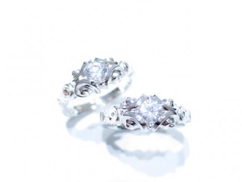 高崎工房の婚約指輪|IMG_4594
