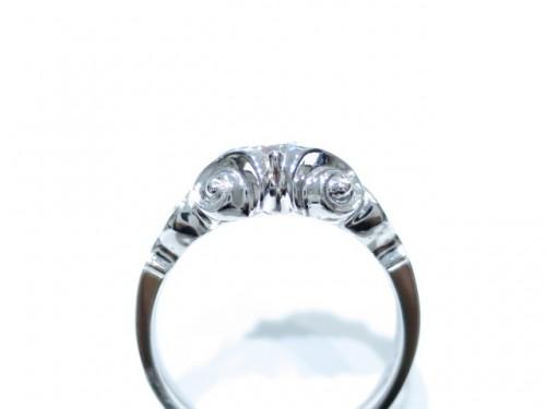高崎工房の婚約指輪|IMG_4599