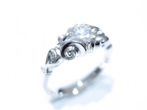 高崎工房の婚約指輪|IMG_4605