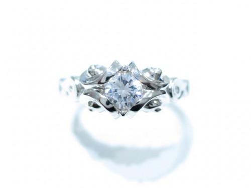 高崎工房の婚約指輪|IMG_4606