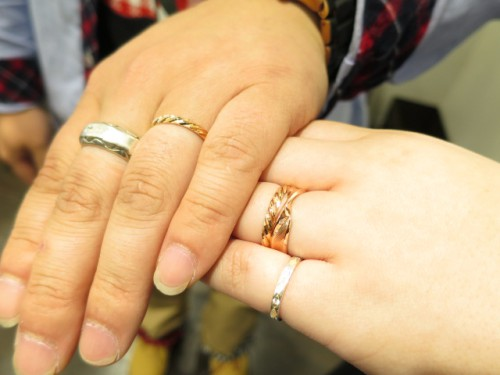 お客様の結婚指輪|IMG_5139