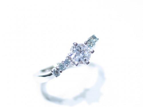 高崎工房の婚約指輪|IMG_5339