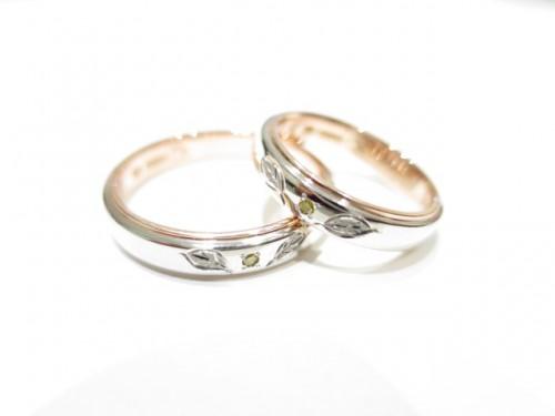 お客様の結婚指輪|IMG_5521