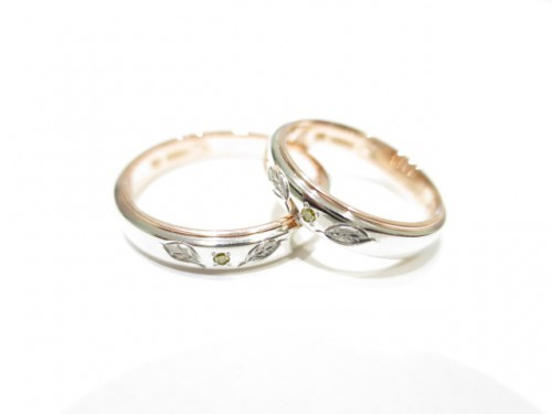 お客様の結婚指輪|IMG_5522