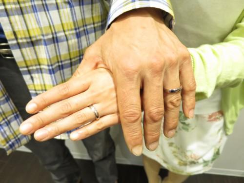 結婚指輪の完成記念|IMG_5526