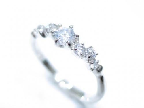 高崎工房の婚約指輪|IMG_6045