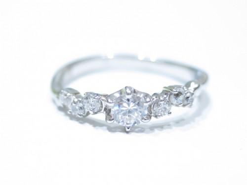 高崎工房の婚約指輪|IMG_6051