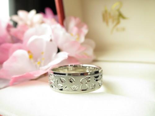 お客様の結婚指輪|IMG_6102