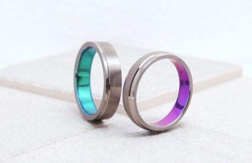 館林工房の結婚指輪|コンチネント&ホライズン