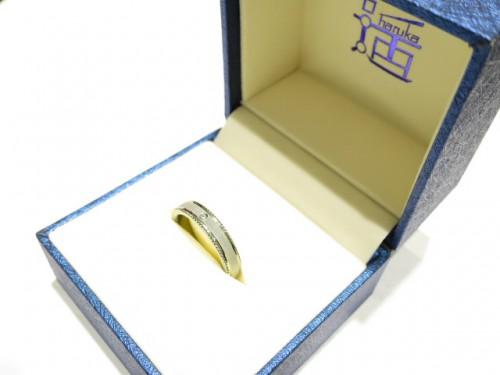 輪ファミリーの結婚指輪|IMG_9507
