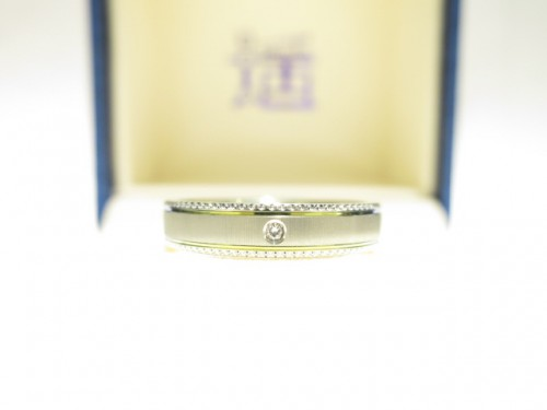 輪ファミリーの結婚指輪|IMG_9508