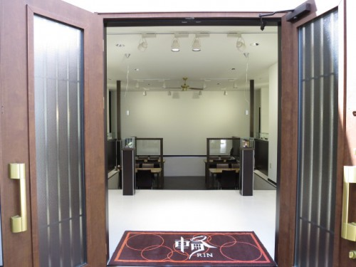高崎工房の入口|IMG_9767