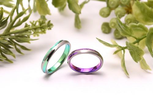 館林工房の結婚指輪|十日夜