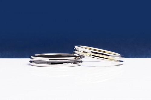 遥の結婚指輪|HR-291