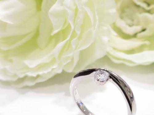 高崎工房の婚約指輪|IMG_1153