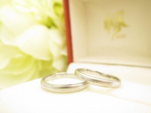 お客様の結婚指輪|IMG_1853