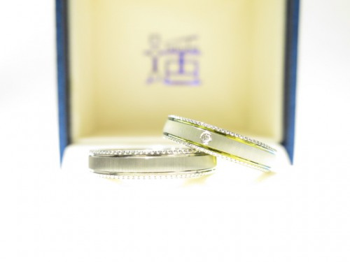 お客様の結婚指輪|IMG_2144