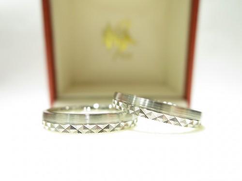 お客様の結婚指輪|IMG_2251