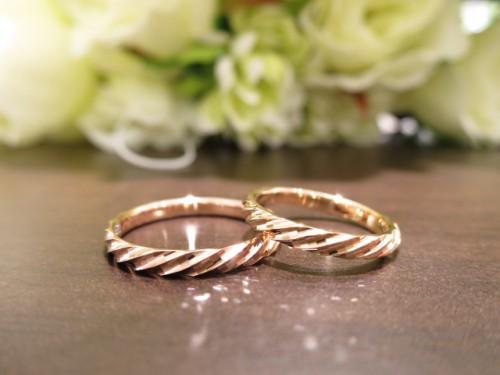 お客様の結婚指輪|IMG_2278