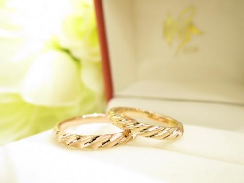 お客様の結婚指輪|IMG_2280