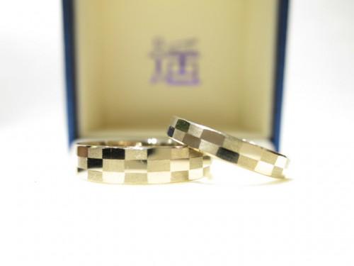 お客様の結婚指輪|IMG_2706