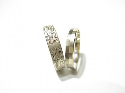 お客様の結婚指輪|IMG_2708