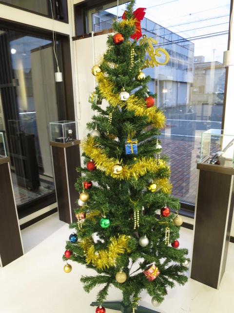 クリスマスツリー|IMG_2816
