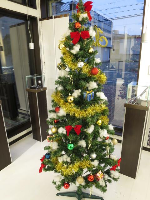 クリスマスツリー|IMG_2817