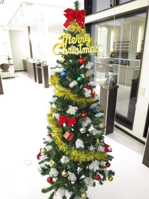 クリスマスツリー|IMG_2818