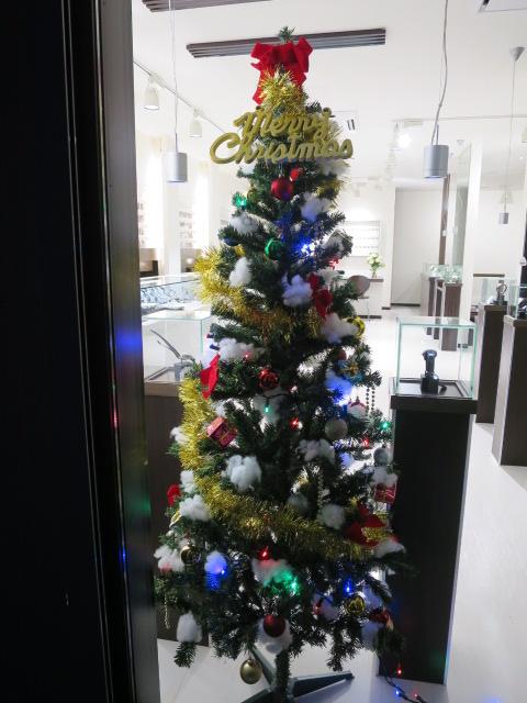 クリスマスツリー|IMG_2822