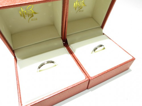 お客様の結婚指輪|IMG_3127